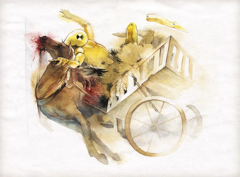 Одна лошадиная слабость