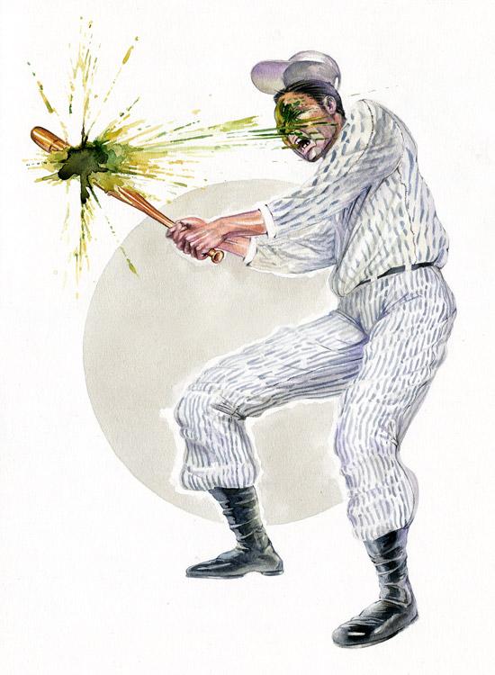 Ceci n'est pas une baseball